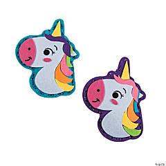 Plush Unicorn Lacing Craft Kit