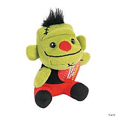 Plush Valentine Green Monsters