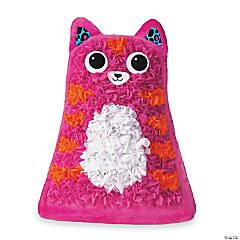 PlushCraft: Cuddly Cat Pillow