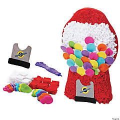 PlushCraft Gumball Machine Pillow Kit