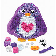 PlushCraft Penguin Pillow Kit