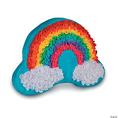 PlushCraft Rainbow Pillow Kit