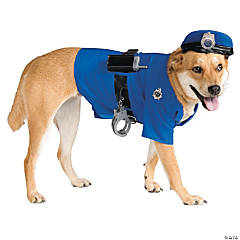 Police Dog Costume