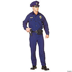 Police Officer Costume for Men