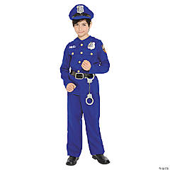Police Officer for Boys