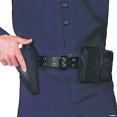 Police Utility Belt for Adults