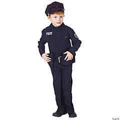 Policeman Costume for Kids