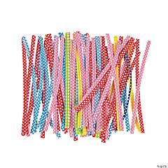 Polka Dot Twist Ties