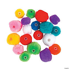 Pom-Pom Beads