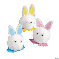 Pom-Pom Bunny Critters
