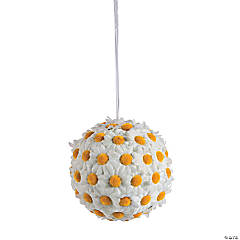 Pomander Daisy Kissing Ball