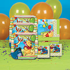 Pooh & Pals Party Supplies