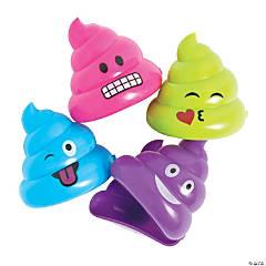 Poop Emoji Easter Eggs - 12 Pc.