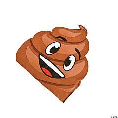 Poop Emoji Luncheon Napkins