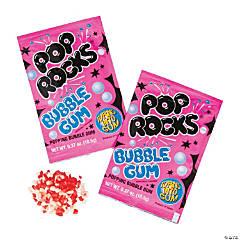 Pop Rocks<sup>&#174;</sup> Bubble Gum Hard Candy