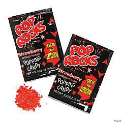 Pop Rocks<sup>&#174;</sup> Strawberry Hard Candy