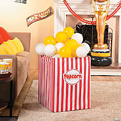Popcorn Box Decor Idea