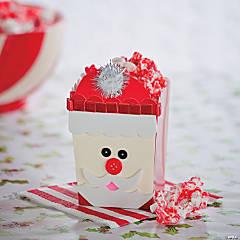 Popcorn Box Santa Idea