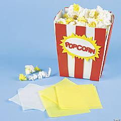 Popcorn Carnival Box Idea