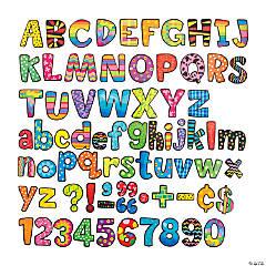 Poppin' Pattern™ Designer Letters