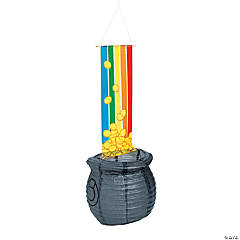 Pot of Gold Paper Lantern