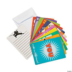 Praise Mini Assorted Notecards