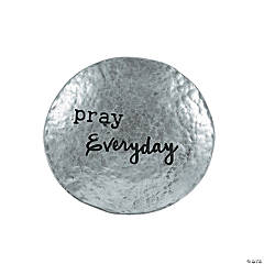 Pray Everyday Ring Dish