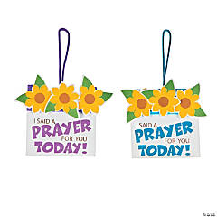 Prayer for You Ornament Craft Kit