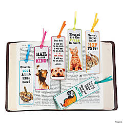 Praying Animal Bookmarks