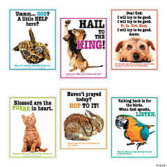 Praying Animal Posters