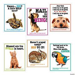 Praying Animal Posters