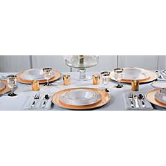 Premium Gold-Edged Tableware Collection