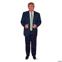 President Donald Trump Stand-Up