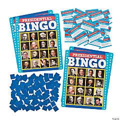 Presidents Premium Bingo