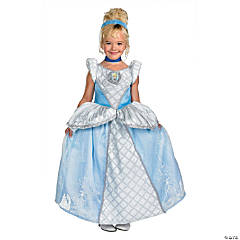 Prestige Cinderella Costume for Girls