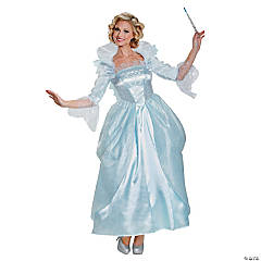 Prestige Fairy Godmother Costume for Adults
