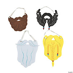 Pretend Play Beard Set
