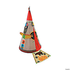 Pretend Play Round Teepee