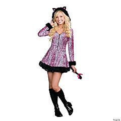 Pretty Little Kitty Jr. Girl's Costume