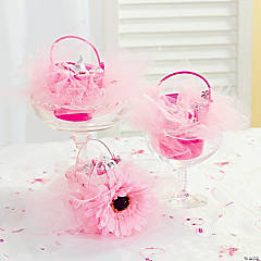 Pretty Princess Tutu Favor Pail Idea