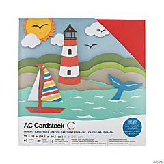 Primary Cardstock Variety Pack