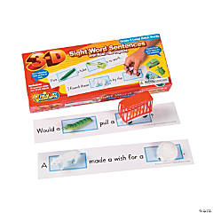 Primary Concepts™ 3-D Sight Word Sentences Grade 2 Dolch Words