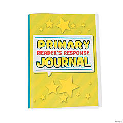 Primary Reader Response Journals