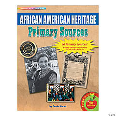 Primary Sources Documents: African American Heritage