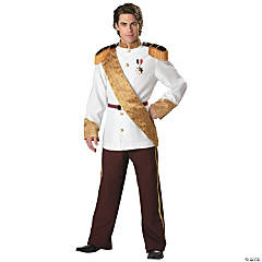 Prince Charming Adult Men's Costume
