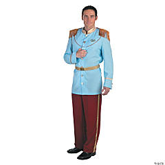 Prince Charming Prestige Adult Men's Costume