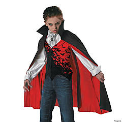 Prince of Darkness Costume for Boys