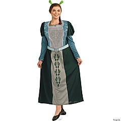 Princess Fiona Shrek Forever Adult Women's Costume