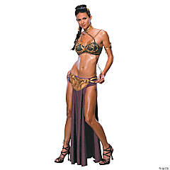Princess Leia Slave Costume for Women