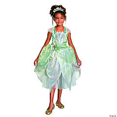Princess Tiana Girl's Costume